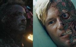 """Đáng lẽ Iron Man đã chết đau đớn hơn rất nhiều trong Endgame: Nửa gương mặt biến dạng hoàn toàn chứ không chỉ bỏng """"sương sương"""" như bản công chiếu"""