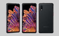 [CES 2020] Samsung ra mắt một chiếc smartphone với pin có thể tháo rời, thiết kế siêu bền