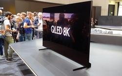 Tại CES 2020, TV 8K đã trở thành xu hướng thực thụ