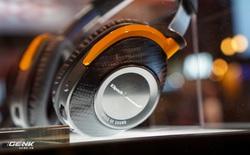 [CES 2020] Trên tay những cặp tai nghe hầm hố của Klipsch hợp tác với hãng xe McLaren