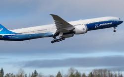 777X: flagship khổng lồ mới của Boeing vừa thực hiện thành công chuyến bay đầu tiên