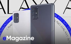 """""""Mổ xẻ"""" linh kiện Galaxy A71, bạn sẽ hiểu lợi thế quá ưu việt của Samsung trước các đối thủ là gì"""