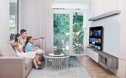 """""""Tết lớn"""" chính là khi bạn có thể dành tặng chiếc TV tốt nhất cho gia đình"""