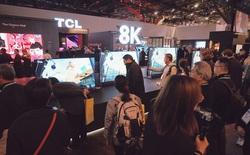 Dòng sản phẩm cao cấp của TCL giành được Giải Thưởng Vàng TV 8K QLED tại CES 2020
