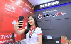 Galaxy S20, S20 Plus, S20 Ultra giá từ 16,9 triệu đồng. Di Động Việt giao hơn 300 máy cho khách trong ngày mở bán.