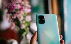 2 tính năng xứng tầm flagship là điều làm nên giá trị của Galaxy A71
