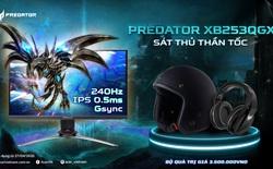 Predator XB253QGX – Màn hình gaming 240Hz được game thủ săn lùng hiện nay