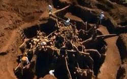 """Đổ 10 tấn xi măng xuống tổ kiến dưới lòng đất, nhà khoa học không thể tin vào mắt mình khi khám phá ra """"thành phố khổng lồ"""""""