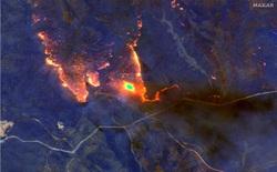 2020 - Một năm khốc liệt của tự nhiên và cả con người: Chùm ảnh từ vệ tinh ghi lại những sự kiện đã định hình lại thế giới trong năm qua
