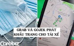 Grab và GoJek ở Singapore: Phát khẩu trang và dung dịch khử trùng cho tài xế, cung cấp lộ trình của hành khách có dấu hiệu nhiễm bệnh