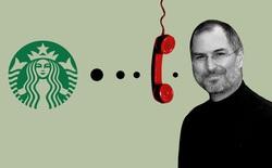 Bài học bổ ích về EQ từ cuộc gọi điện đùa đặt 4000 cốc cà phê latte Starbucks của Steve Jobs