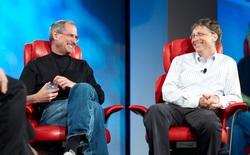 """Steve Jobs và Bill Gates: Những tỷ phú thành công nhờ """"ăn cắp"""""""