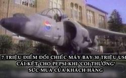 Chiến dịch từng suýt khiến Pepsi phải mua chiếc máy bay 30 triệu USD cho một khách hàng, kiện tụng kéo dài 3 năm