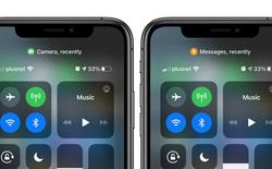 Vì sao iPhone bỗng dưng xuất hiện hai chấm màu xanh, cam?