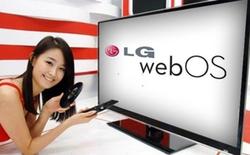 LG mua lại webOS