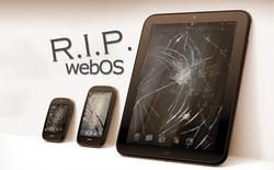 Hệ điều hành di động webOS đã chết