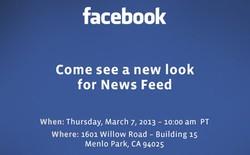 Facebook sắp có Newsfeed mới