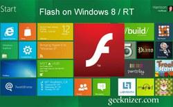 """Microsoft hết dám """"nghỉ chơi"""" Flash"""