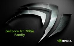 Nvidia chính thức giới thiệu GeForce 700M Series cho notebook