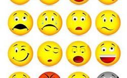 Facebook sở hữu một loạt biểu tượng cảm xúc chat mới