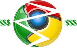 """Microsoft chế quảng cáo Chrome, """"nhạo"""" Google"""