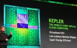 [Video] NVIDIA demo năng lực tính toán siêu khủng của kiến trúc đồ hoạ Kepler
