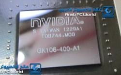 Lộ diện chip GK106 dành cho card GTX 660 của NVIDIA