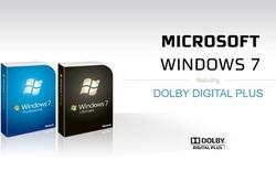 Công nghệ âm thanh Dolby sẽ được tích hợp trong Windows 8