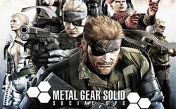 Metal Gear Solid phiên bản khủng trên mobile sắp ra mắt