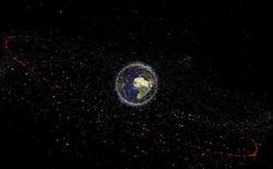 Dùng vệ tinh quăng lưới rọn rác vũ trụ