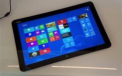 Dell ra mắt XPS 18: máy AIO lai tablet chạy Windows 8