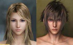 "Final Fantasy Versus XIII - ""Romeo và Juliet"" của Square Enix"