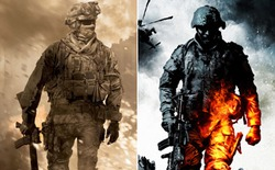 Modern Warfare 2 vs. Bad Company 2: Phần chơi chiến dịch