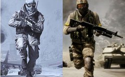 Modern Warfare 2 vs. Bad Company 2 - Phần chơi mạng