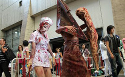 Những bộ cosplay khó quên tại Tokyo Game Show 2010
