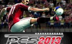PES 2013 - Không chịu thua kém