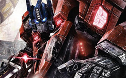 Fall Of Cybertron: Autobots trỗi dậy