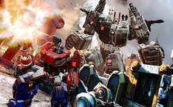 [Genk Video Review] Transformers Fall Of Cybertron