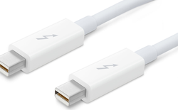Apple giảm giá cáp Thunderbolt, thêm lựa chọn độ dài