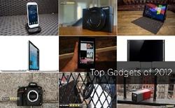 10 sản phẩm công nghệ quan trọng nhất năm 2012