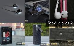 Những bước tiến nổi bật về công nghệ âm thanh năm 2012