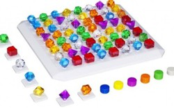 Đem trò Xếp Kim Cương Bejeweled ra ngoài đời thực
