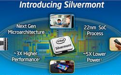 Đôi điều về Atom Silvermont: Tương lai mới của máy chủ, Notebook và thiết bị di động