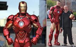 """Tổng hợp 10 bộ giáp Iron Man """"tự chế"""" (Phần 2)"""