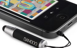 Wacom ra mắt bút cảm ứng Bamboo Stylus Mini