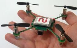 MeCam: máy bay kết hợp camera ghi lại video cá nhân