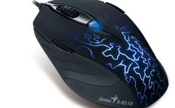 Genius ra mắt X-G510: Chuột cho game thủ thuận tay trái