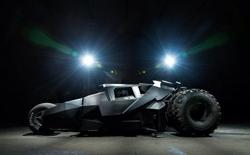 """""""Siêu xe"""" Batman Tumbler xuất hiện tại Gumball 3000"""