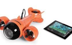 """Lạ mắt """"máy quay tàu ngầm"""" dành cho iPad"""