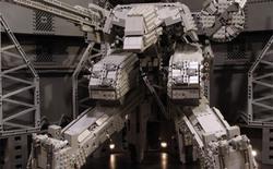 Độc đáo bộ Lego Metal Gear Rex có giá gần 1000 USD